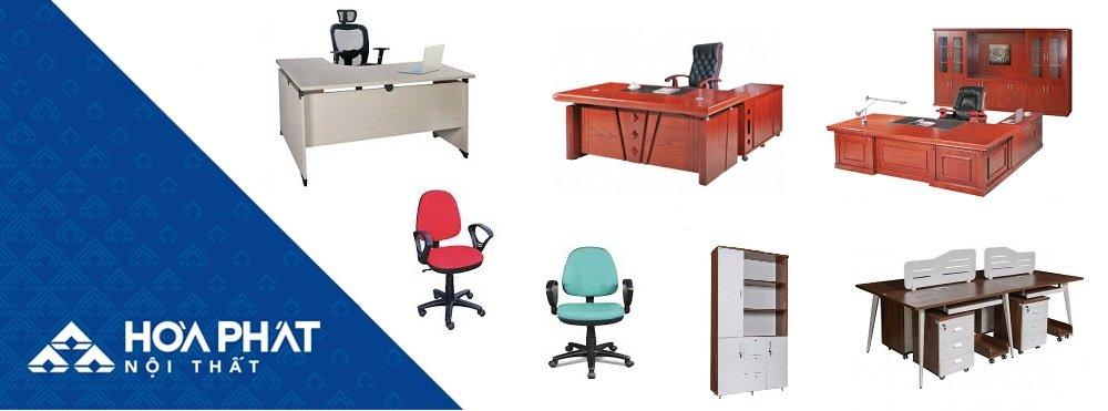 Tham khảo những mẫu bàn ghế văn phòng Hòa Phát đạt tiêu chuẩn về chất lượng