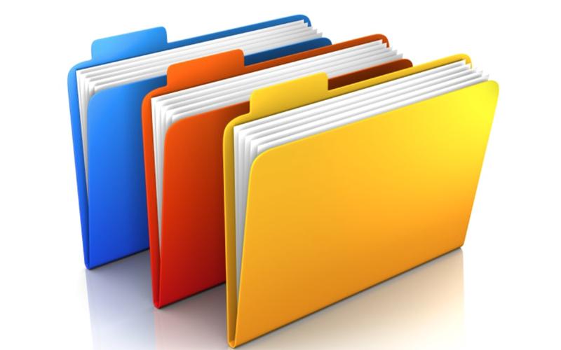 Phân loại hồ sơ và lưu trữ chúng cẩn thận