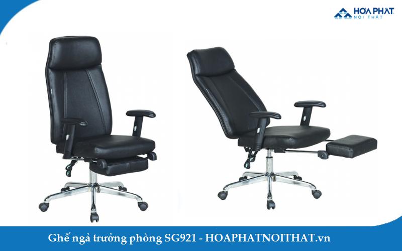 Tính năng nào của ghế ngả văn phòng quan trọng cần tìm?