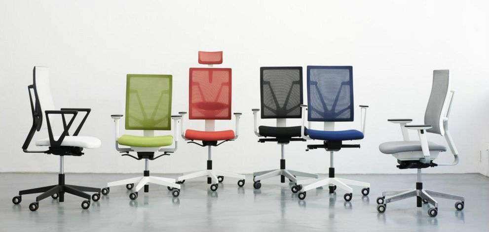 Công việc thoải mái hơn với cách chọn ghế ngồi văn phòng hiệu quả