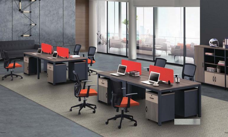 Tại sao nên dùng cụm bàn làm việc không gian văn phòng?